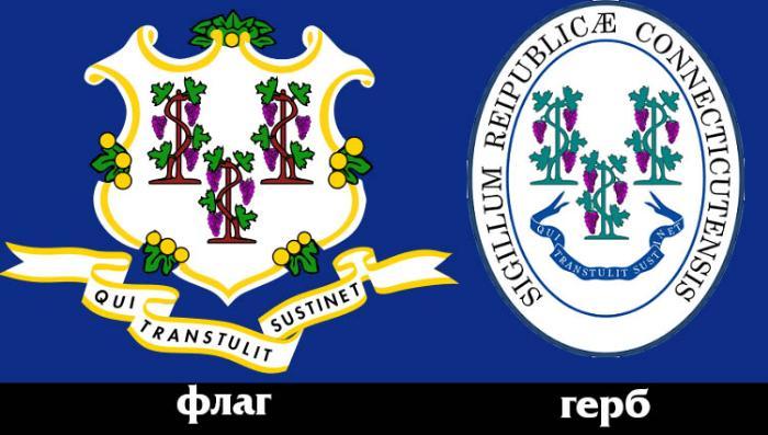 Символы штата Коннектикут