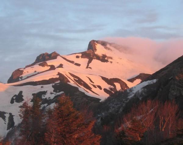 Гора Большая Чура фото