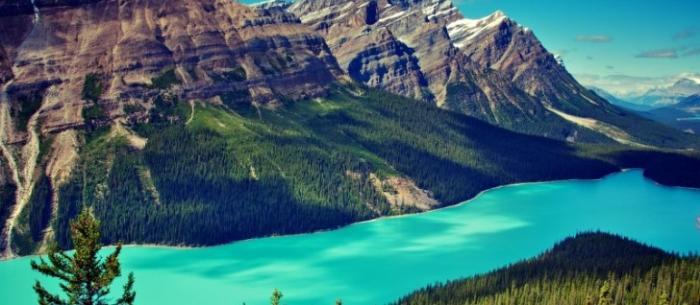 Интересные места Канады