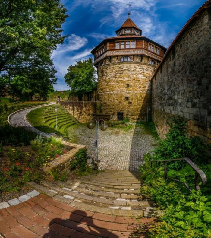 Городские укрепления Эсслингена