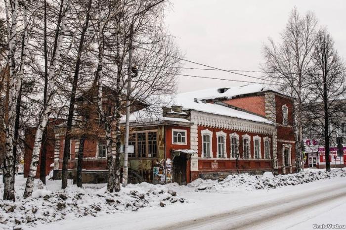 Купеческий домик