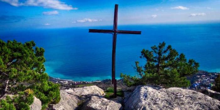 Крестовая гора в Алупке