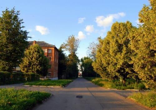 Город Богородицк: достопримечательности и интересные места, памятники и история города
