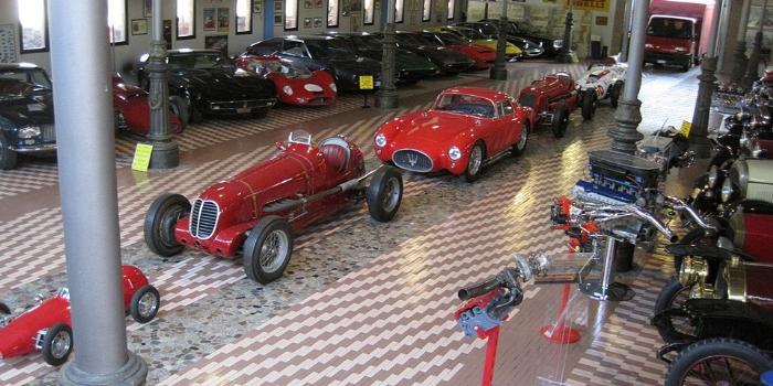 частный музей ретро автомобилей