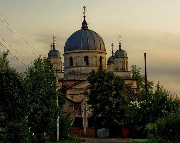 Николаевский Староторжский монастырь