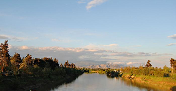 Лариса - город которому 8.000 лет