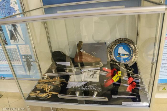Музей конькобежного спорта