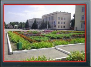 Город Маркс Саратовской области