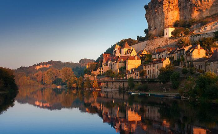 Регион Аквитания, Франция - Beynac-et-Cazenac