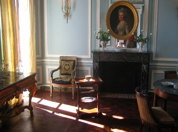 Внутри дома судовладельца