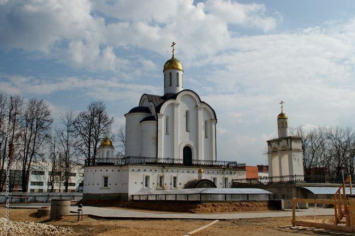 Храм Матроны Московской в Ногинске