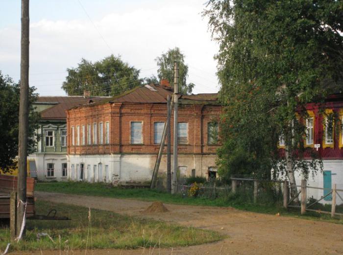 Село Закобякино
