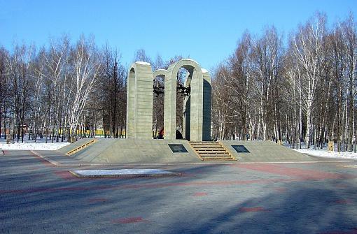 Парк Победы, Стерлитамак