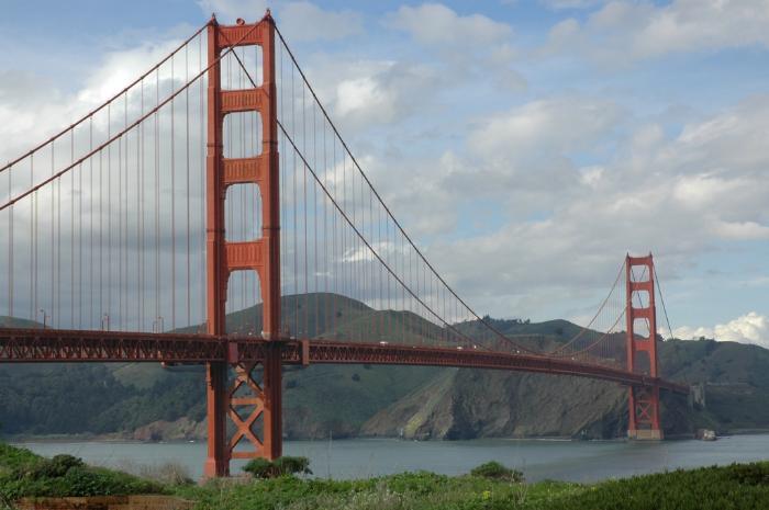 Goldengate Bridge San Francisco