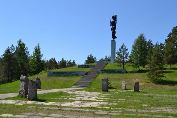 Мемориал партизанской славы