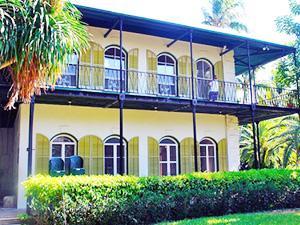 Что посмотреть в Майами - дом-музей Хемингуэя