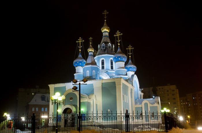 Церковь иконы Божией Матери «Всех скорбящих Радость»