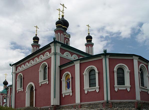 Храм Святой Равноапостольной Великой Княгини Ольги