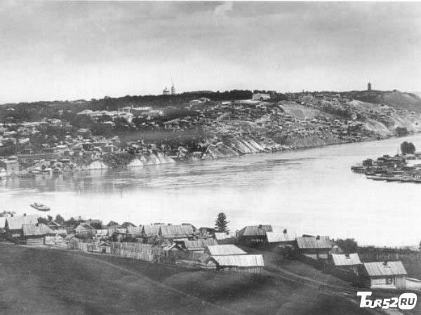 Уфа в XIX веке