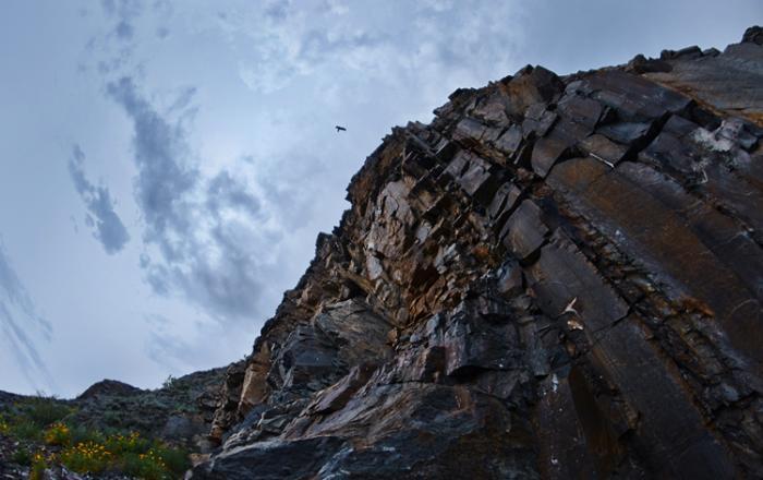 Тутальские скалы