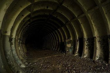 Заброшенная ракетная шахта у Пронской дороги