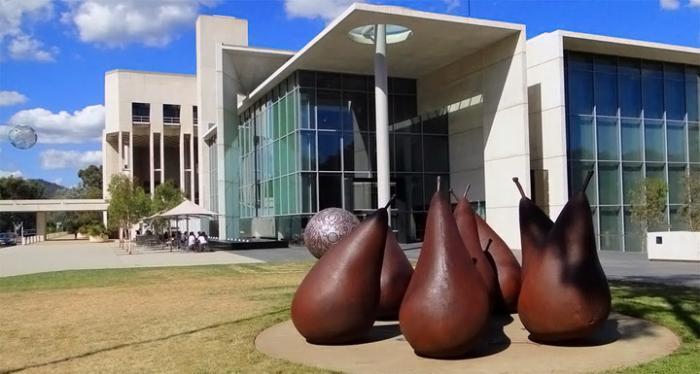 Национальная галерея Канберра