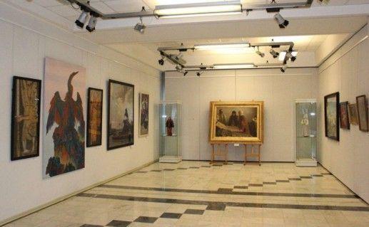фото сургутского художественного музея