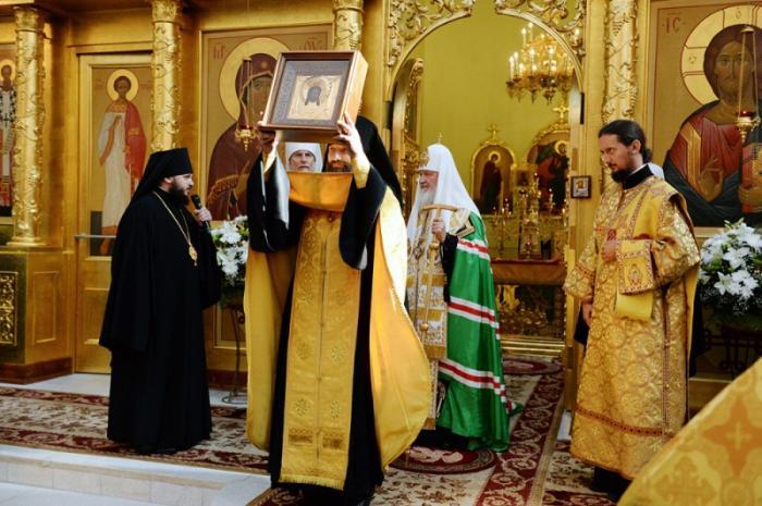 Церковь Илии Пророрка, Комсомольск-на-Амуре