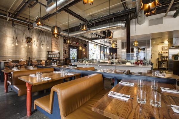 Bestia Restaurant фото