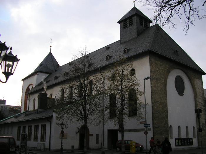 Церковь св. Иоганна