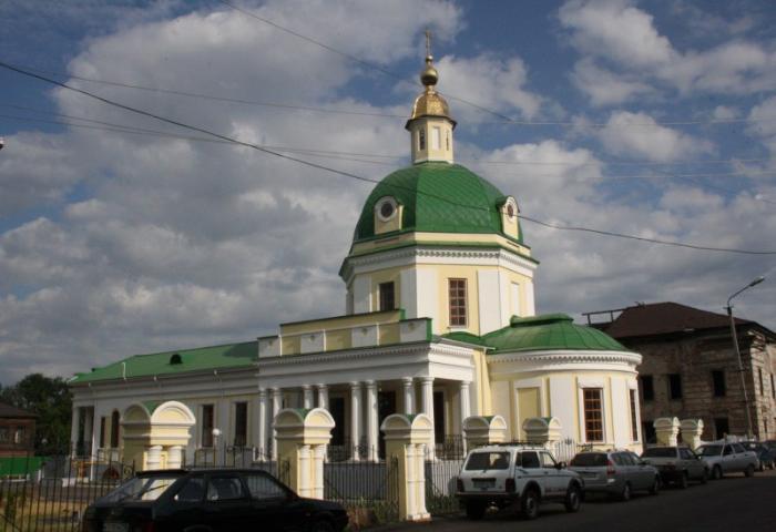 Церкви Покрова Пресвятой Богородицы, Сарапул