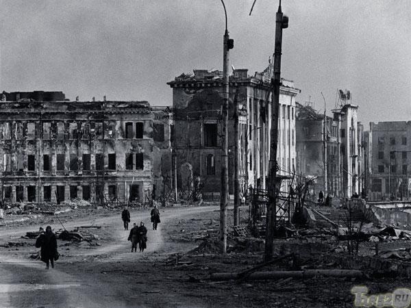 фото грозный чечня война чеченская кампания руины города