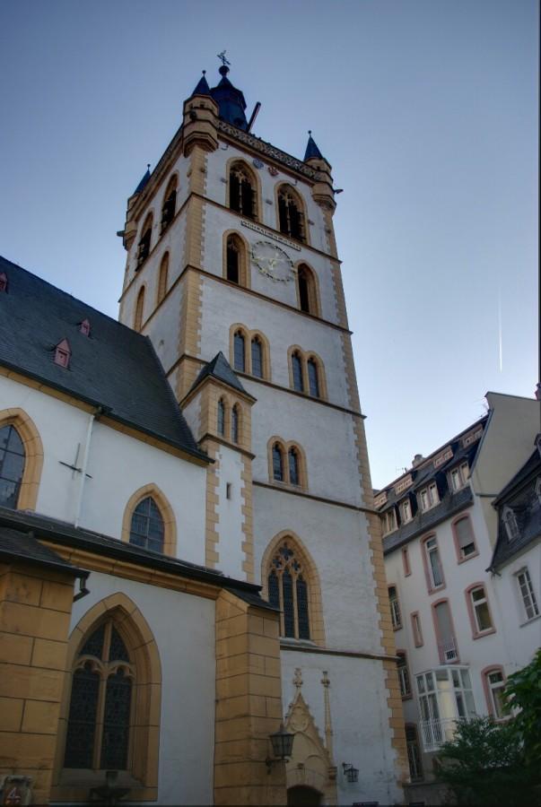 Церковь св. Гангольфа