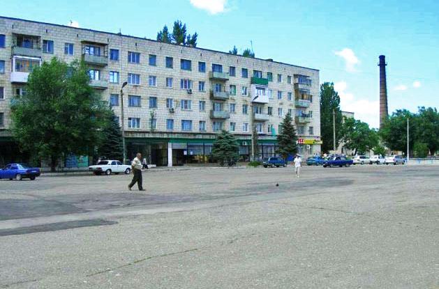 город Котельниково