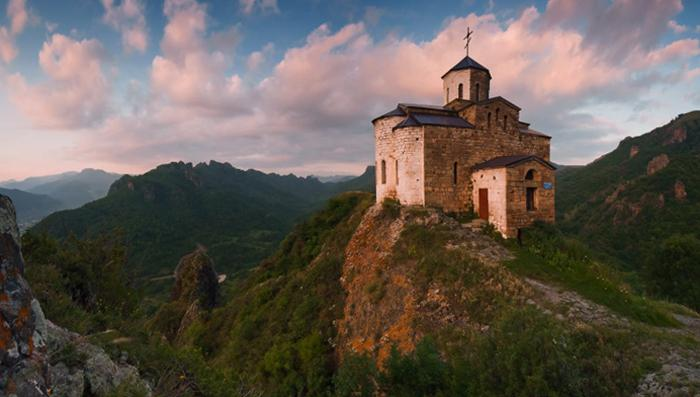 Шоанинский храм в Карачаевском районе