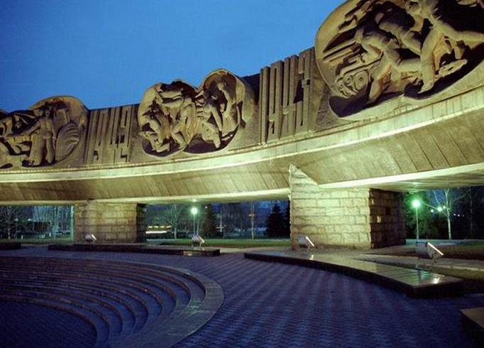 Мемориальный музей боевой и трудовой славы кузнецких металлургов