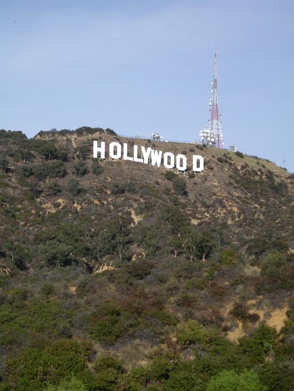 Hollywood LA California