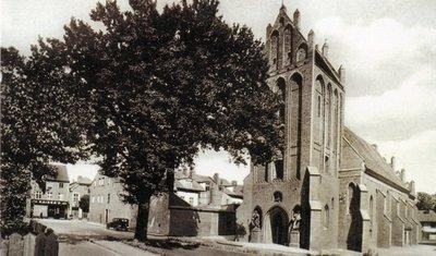 Евангелическая кирха. 1930-е гг.