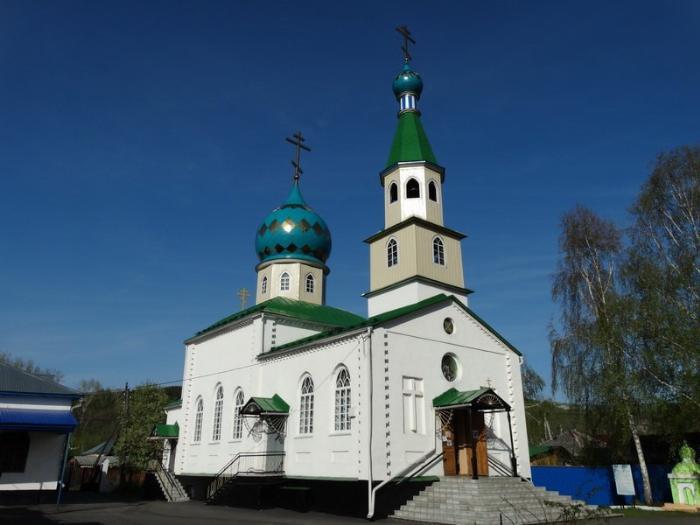 Церковь Спаса Преображения, Горно-Алтайск