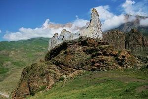 Замок Джабоевых в КБР