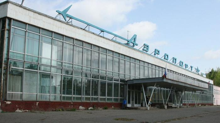 Аэропорт Кировск