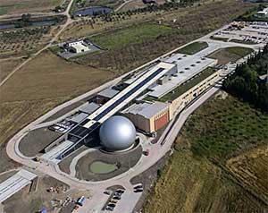 Научный центр и технологический музей в Салониках