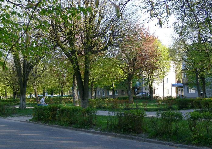Бульвар Нахимова
