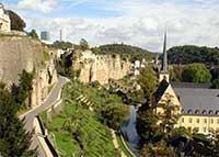 Фото достопримечательностей Люксембурга