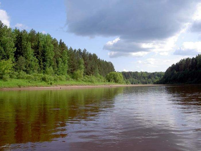Команда Кочующие - Река Белая Холуница