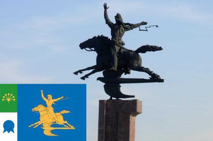 герб города салават