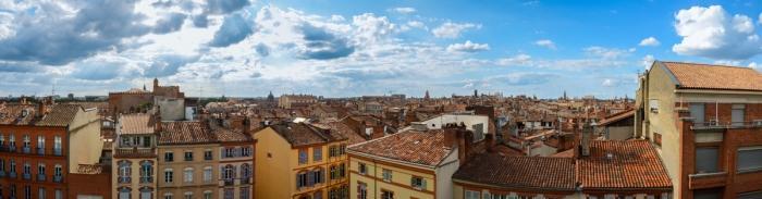 Тулуза — город студентов и розового кирпича