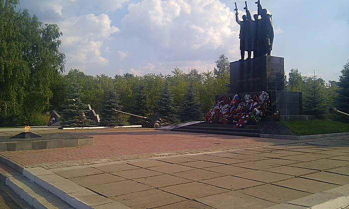 Вятские Поляны