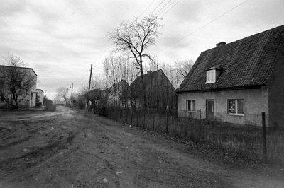 Городская улица. 1989 г.