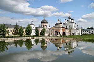 Монастырь Давидова Пустынь, Чеховский район Московской области